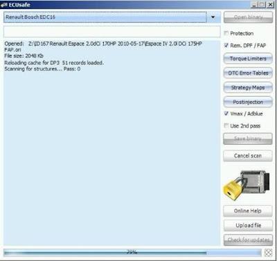ECUsafe 2 0 Crack Free Download - descriptions all tools
