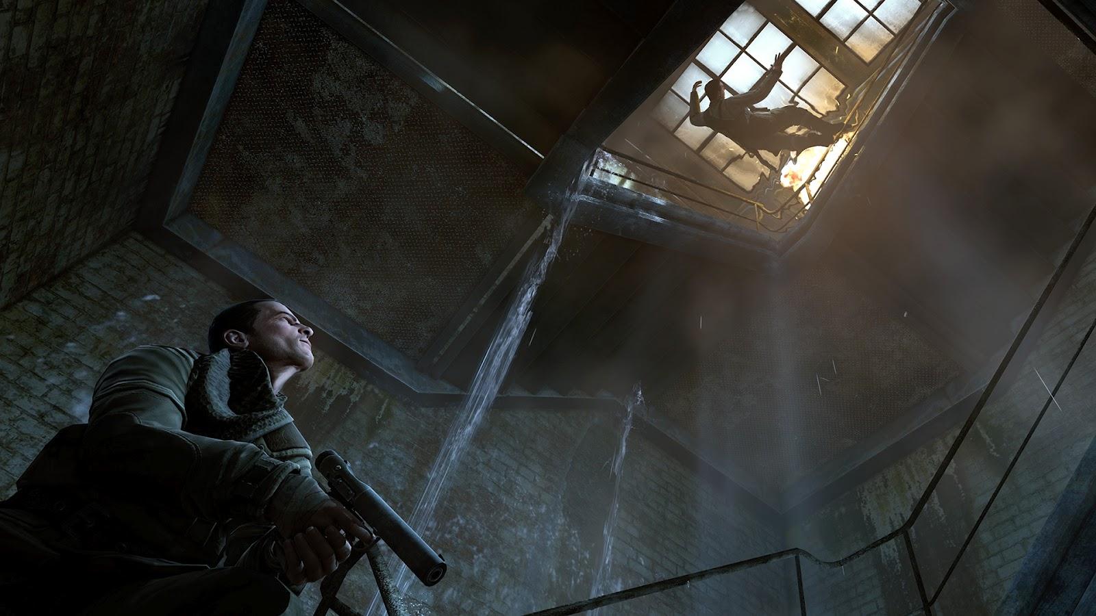 Sniper Elite 3 Wallpaper: Pic New Posts: Elitis Wallpaper Uk