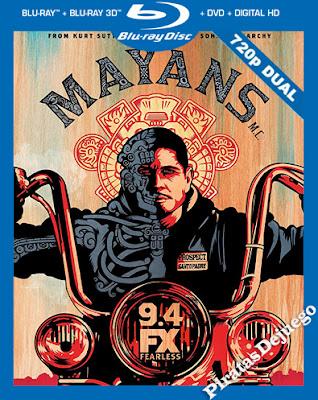 Mayans M.C. Temporada 1 HD 720p Latino
