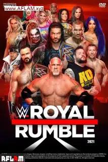 عرض WWE Royal Rumble 2021 مترجم