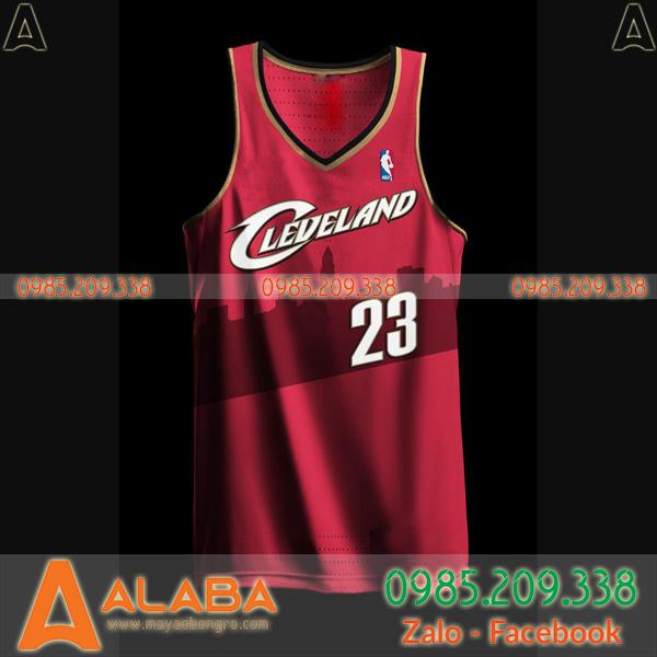 Áo bóng rổ chất lượng cao