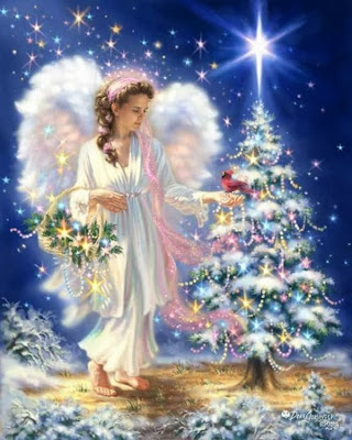 Advent: A negyedik vasárnap Angyala