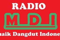 Radio Streaming Musik Dangdut Indonesia