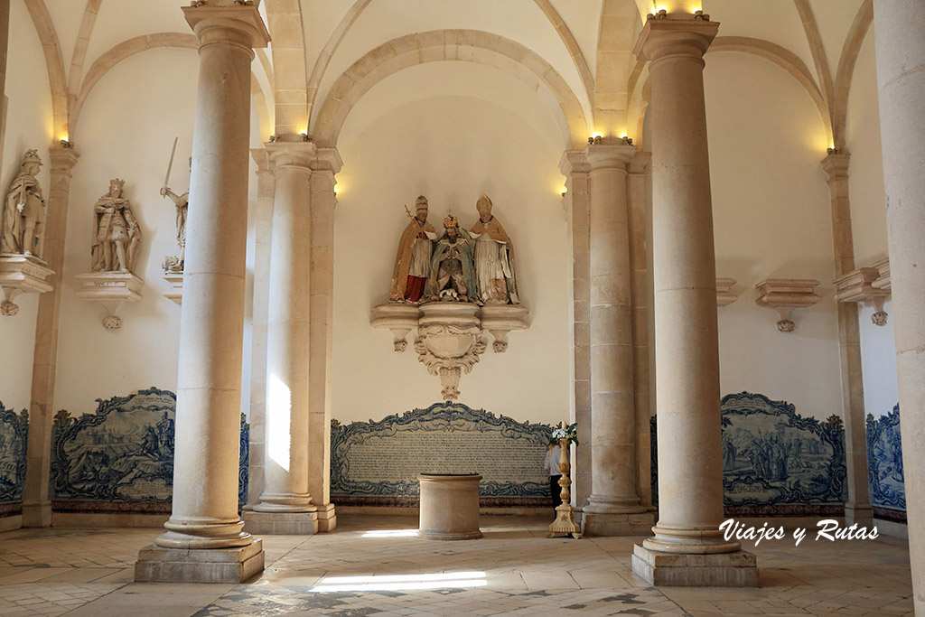 Sala e los Reyes del Monasterio de Alcobaça