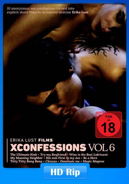 [18+] XConfessions Vol 6 2016 Adult Movie BDRip x264