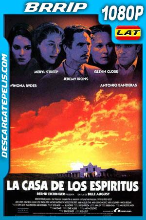 La casa de los espíritus (1993) 1080p BRrip Latino – Ingles