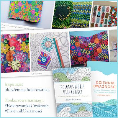 Kolorowy konkurs – do wygrania zestawy książek!