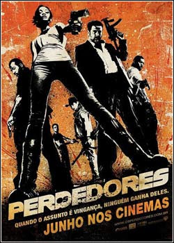 Download Filme Os Perdedores – DVDRip AVI Dual Áudio