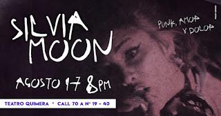 Silvia Moon | Teatro Quimera POS1