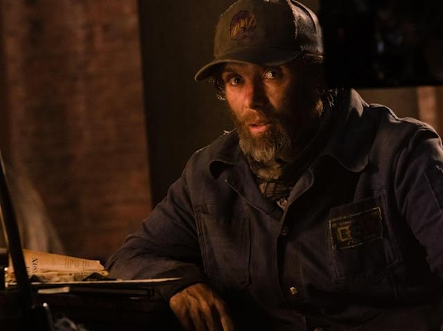 Cillian Murphy como Emmett. Imagen de Paramount+.