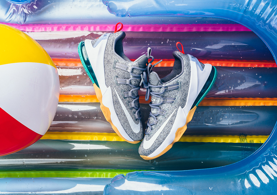 26d194a9aa0 Nike LeBron 13 Low Color  White Stealth-Bright Crimson Style Code   831925-016. Release Date  08 31 16. Price   170