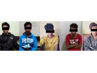 Curi Kotak Amal dan Bobol Warung, 4 Pelajar SMP Ponorogo Ditangkap