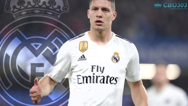 Transfer Pemain: Real Madrid Mendapatkan Luka Jovic dari Eintracht Frankfurt