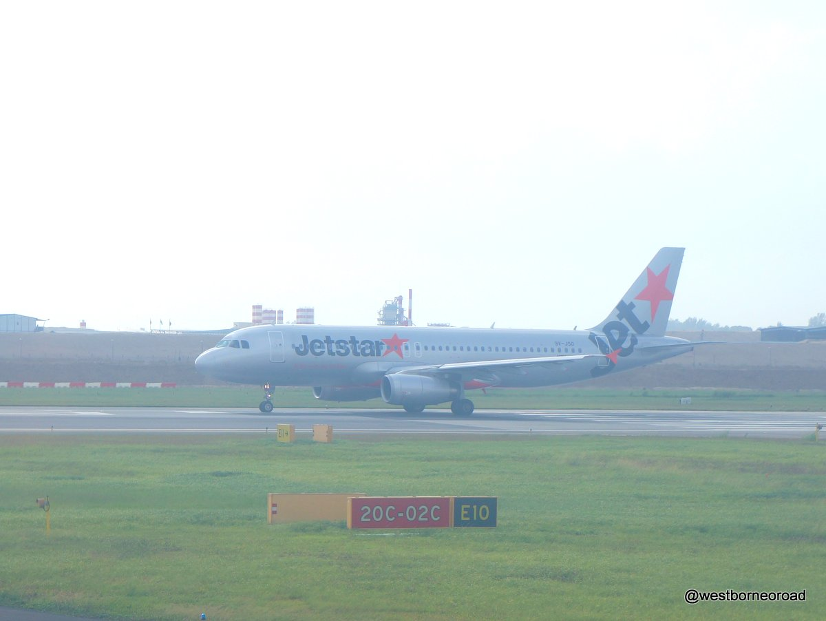 Mencari Tiket Nol Rupiah Jetstar Ke Singapura West Borneo Road