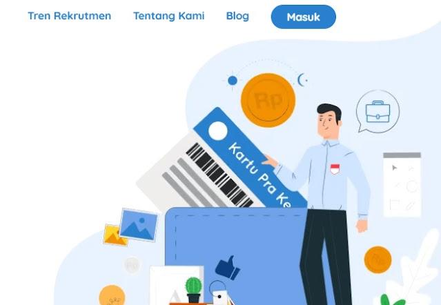 Saat Kartu Pra Kerja Gelombang 11 Dibuka, Pendaftaran Hanya di Website Resminya Saja...!