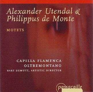 Utendal, Del Monte: Motetes