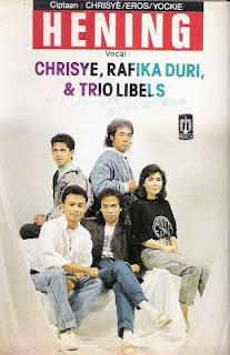 Chrisye ,Rafika Duri feat Lexs Trio - Hening (Karaoke)