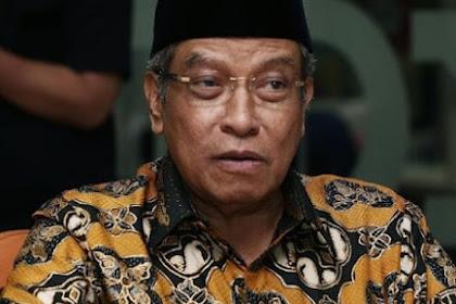 Muhammadiyah soal Pernyataan Jabatan Agama Harus Dipegang NU: No Comment