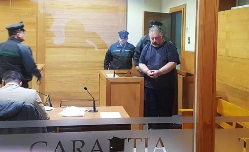Las cuentas que dejó sin pagar el alemán acusado de hacer perro muerto