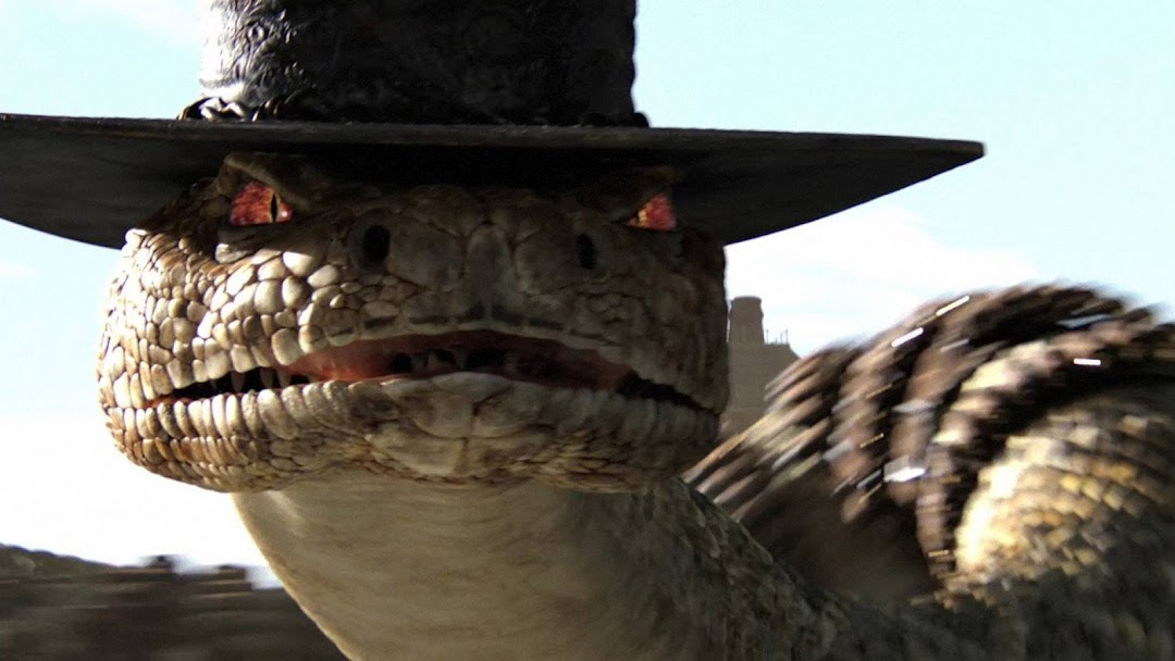 2011 Rango Movie HD Wallpaper 2