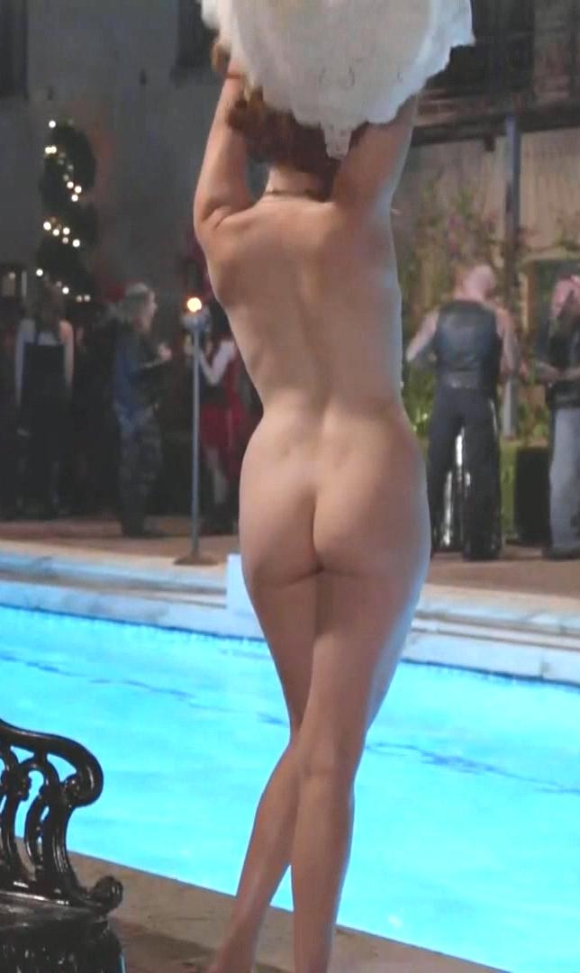 Similar situation. Elisabeth moss hot nude