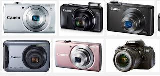 Daftar Harga Kamera Digital TerMurah Lengkap Terbaru