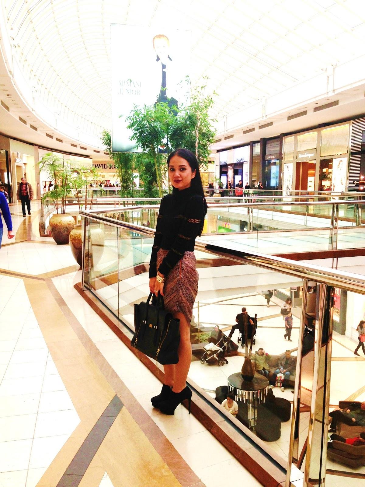 Lifeasmewhoyen Melbourne Trip Edit Chadstone Shopping Centre