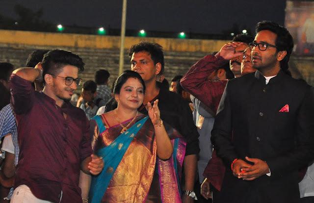mohan babu 40 years celebrations