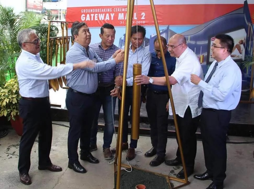 Construction of Araneta Center's Gateway Mall 2 Officially Commences