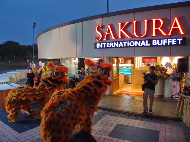 Sakura buffet restaurant 2015