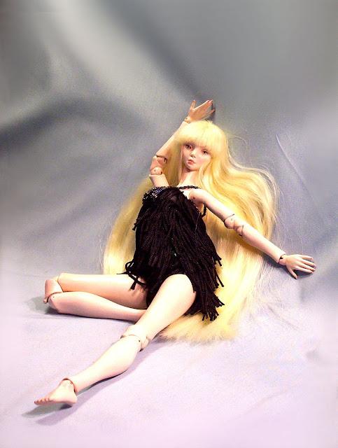bjd argentina dolls arte muñecas tango malena porcelain