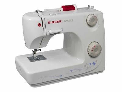 Шевна машина Singer SMART II, 7 програми, 1500 имп/мин