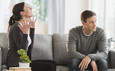 Discusiones en la pareja