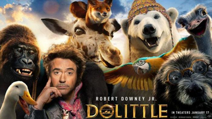 Film Dolittle Robert Downey Jr, Kurang Greget?