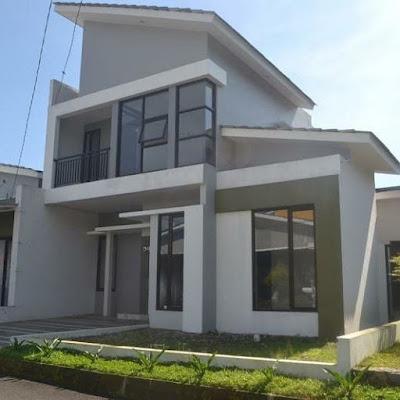 model rumah minimalis tampak depan modern terbaru - rumah