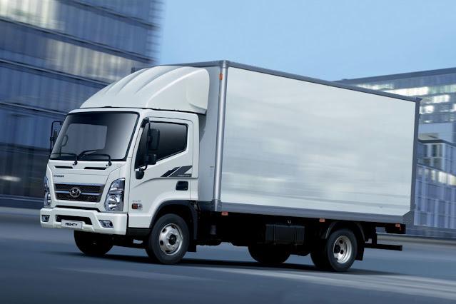 Hyundai Mighty EX8 đời 2021