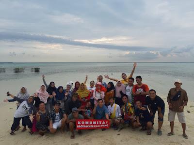 Backpacker Karawang Explore Semak Daun