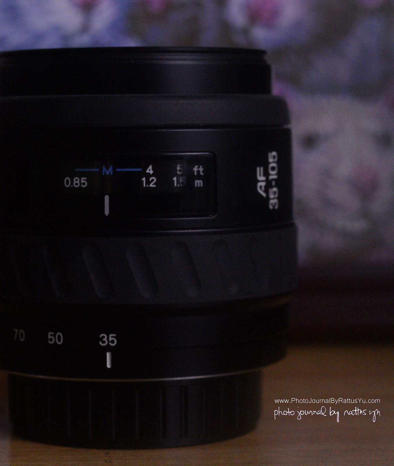Minolta AF 35-105mm f/3.5-4.5 (Minolta/Sony A Mount)