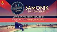 Concierto de Samonik en Wurlitzer Ballroom