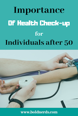 Importance of Full Health Check Up for Individuals After 50