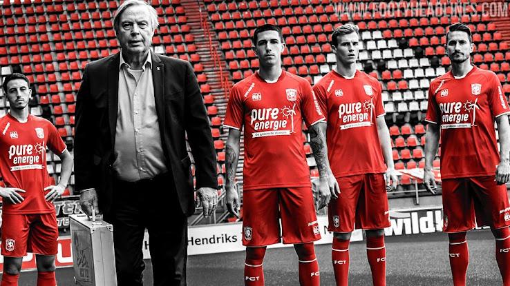 In House Twente 19 20 Home Away Third Kit Released Footy Headlines