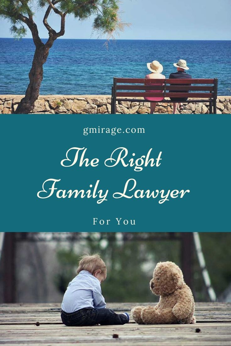 The Right Family Lawyer For You
