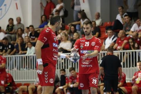 Férfi kézilabda EHF Kupa - Konstancában nyert a Csurgó