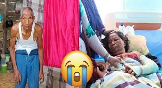 Saat melihat Kondisi Nuru, wanita lansia asal Konawe Utara membuat hati miris. Bagaimana tidak, wanita berumur sekitar 60 tahunan lebih itu, dilarikan di RSUD Provinsi Sulawesi Tenggara, beberapa waktu yang lalu.