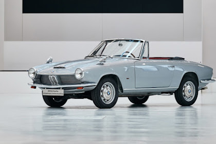 BMW disciples reestablish ultra-uncommon 1600 GT convertible to tip-top shape