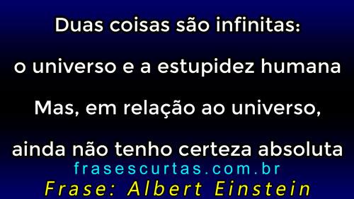Frases Famosas De Albert Einstein Frases Curtas