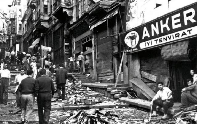 Η γκάφα της ελληνικής διπλωματίας στα Σεπτεμβριανά του 1955