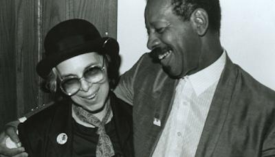 Shirley Clarke e Ornette Coleman