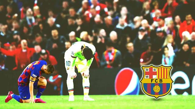 عقد ميسي مع برشلونة