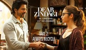 Dear Zindagi 2016 Hindi Movie Watch Online